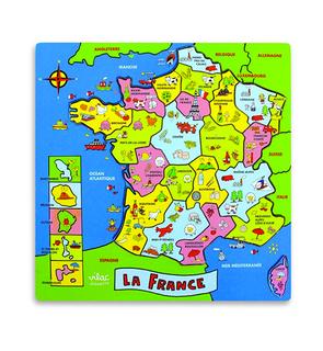 """Puzzle Geant """"La France"""""""